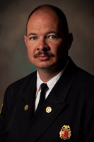 Assistant Chief Gregory Tate